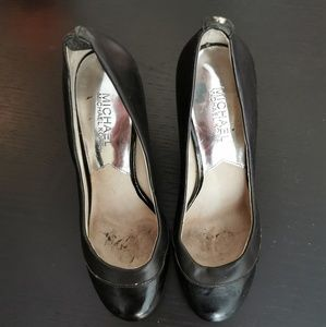 Leather Michael Kors shoes